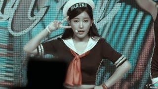 [4K Fancam/직캠] 150803 T-ARA / T-ARA - Roly Poly (Soyeon focus/초점) #So Good Comeback Show case