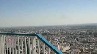 モンパルナス・タワーにて ②20060610 Montparnasse