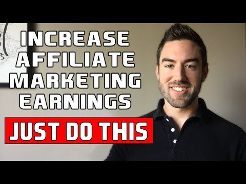 Increase Your Affiliate Commissions! (Affiliate Marketing Secrets REVEALED)