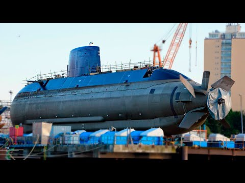 This Russian Submarine SHOCKED The World
