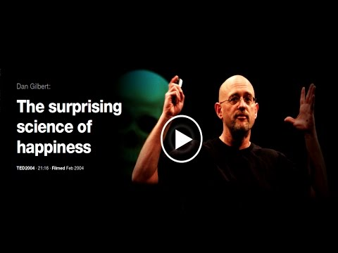 """THE SURPRISING SCIENCE OF HAPPINESS"" DAN GILBERT (sub spanish)"