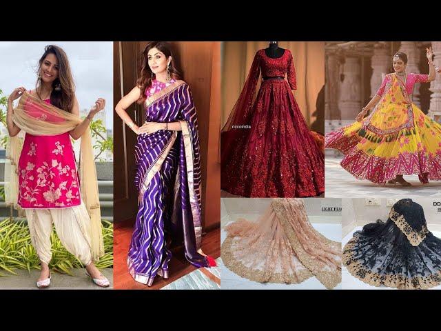 Buy Designer Collections Salwar Kameez/Net Saree/Lehenga Choli #prititrendz #lehengacholi #ethnic