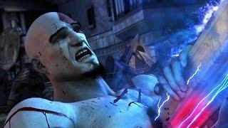 【閲覧注意】超人気ゲーム 死亡集【God of War 3 Remastered】US版③