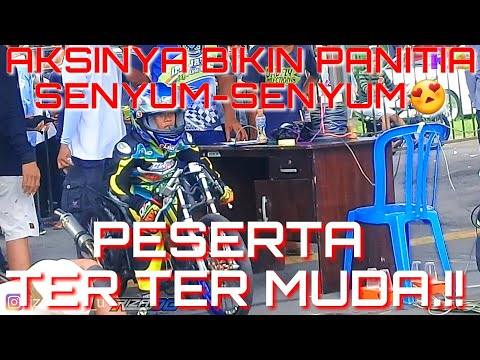 FULL RACE BREKET 9  DRAG BIKE REGION 3 PUTARAN 1 BALI NTB NTT