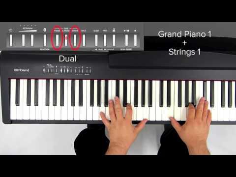 ROLAND FP-30 - piano numérique
