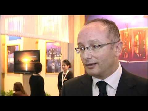 Luca Deplano, VP Marketing, Banyan Tree Hotels, Singapore @ ATM 2011