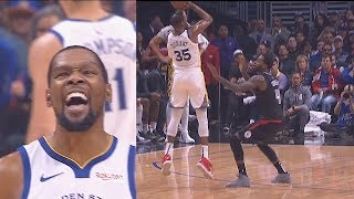 Kevin Durant Murders Clippers & Shows He's The Best In Game 6! Warriors vs Clippers Game 6 - 50 Pts