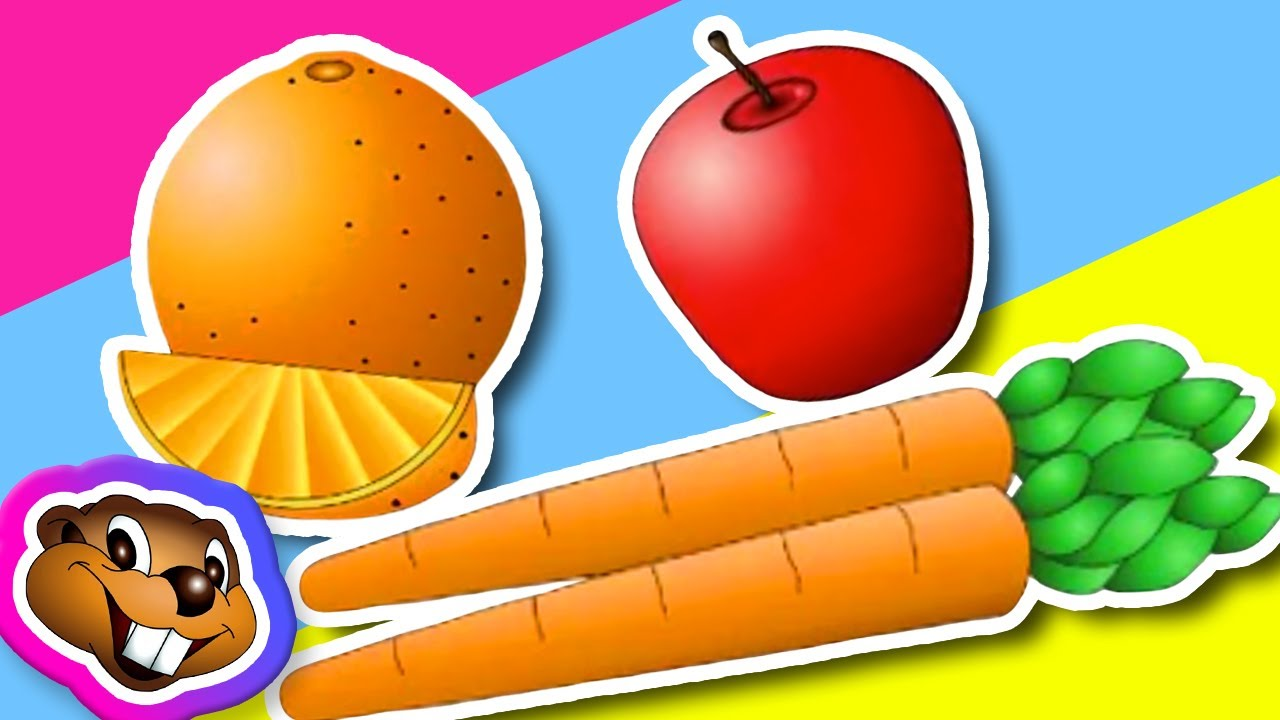 Healthy Food English For Children English For Kids