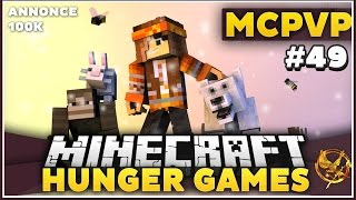 Minecraft - HUNGER GAMES + ANNONCE 100K #49