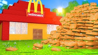 BURGER TSUNAMI VS. MCDONALDS BASE!
