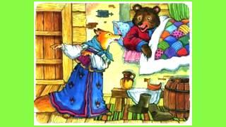 Лиса и Медведь  Марийская народня сказка