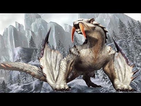 Monster Hunter Generations Ultimate Demo: Barioth Boss Fight