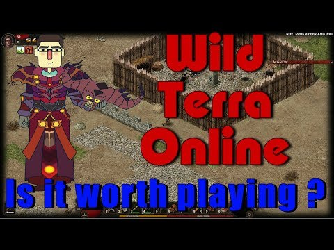 Wild Terra Online Is It Worth Playing ? – Game Review