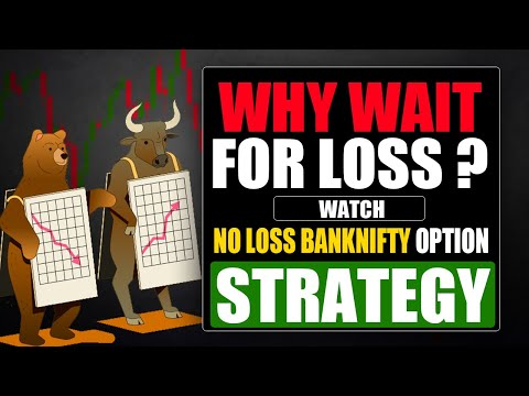 NO LOSS Banknifty Options Strategy | 500% ROI | Intraday Options Strategy by #KingresearchAcademy