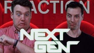 Next Gen - Trailer Reaction