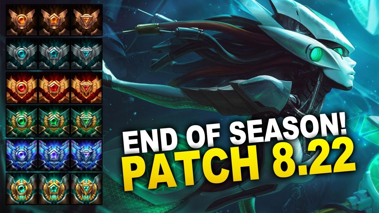 8.22 patch notes
