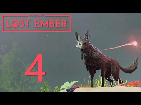 Lost Ember - Прохождение игры - Глава II: Разжигая огонь [#4] | PC