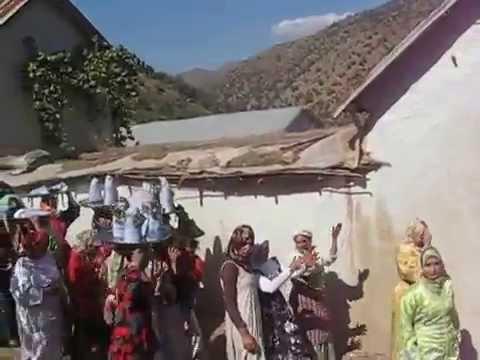 Wedding in the Rif mountains, Deep Morocco, 2009. Boda en las montañas del Rif, Marruecos profundo.