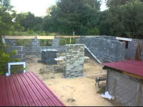 Garaż Wolnostojący Drewniany Metalowy Murowany Budowa Krok Po Kroku
