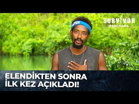 Steven'dan Panorama'ya Özel Röportaj | Survivor Panorama 142. Bölüm