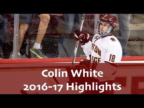 Colin White - Highlights - 2016-17 Season