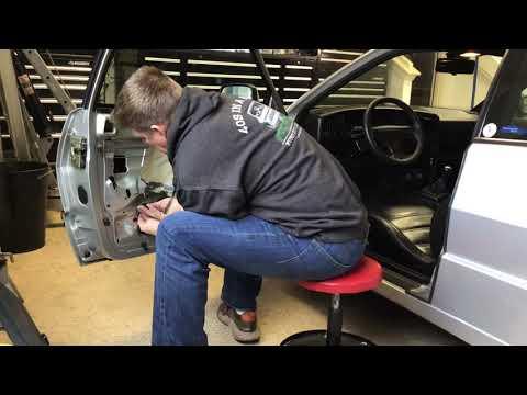 Test Video For Removing The Corrado Exterior Door Handle