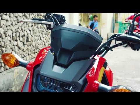 Trải nghiệm và chia sẻ về Honda MSX 125 2017   Xe.tinhte.vn