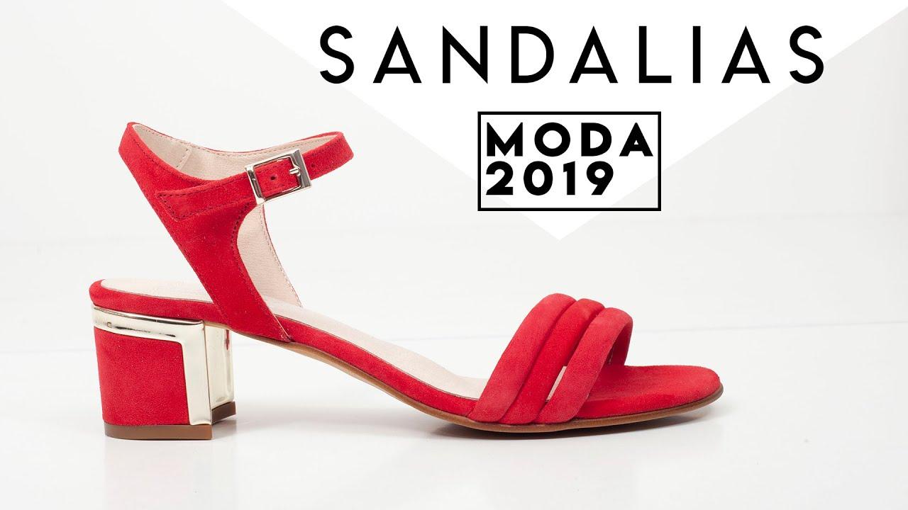 nueva estilos cbd2b 42844 SANDALIAS 2019 ❤️  BONITAS SANDALIAS PARA BODAS 👰🏼  Catálogo de sandalias  2019