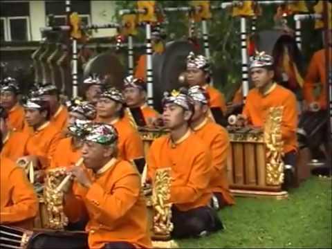 Angklung Bali + Kekawin wirama sronca