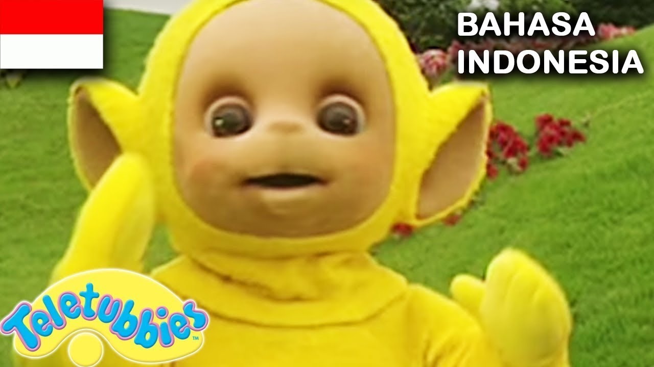 Teletubbies Bahasa Indonesia Klasik - Laba-Laba | Full Episode - HD | Kartun Lucu Anak-Anak