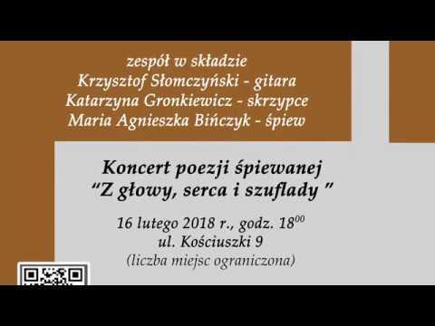 """TKB – """"Z głowy, serca i szuflady"""" – 15.02.2018"""