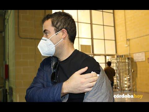 Los docentes de la capital han comenzado hoy su vacunación en Vistalegre