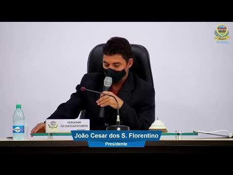 Sessão Extraordinária da Câmara Municipal de Nerópolis 29/07/2020