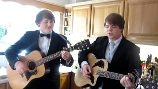 undercover martyn two door cinema club acoustic cover