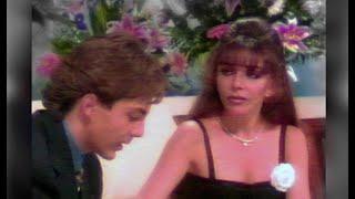 "Verónica Castro junto a Cristian - Entrevista ""La Tocada"" - 1996"