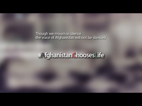 #AfghanistanChoosesLife  - TOLO TV Black Wednesday  - Afghanistan Radio & Television Union