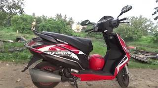 MY HONEST REVIEW AFTER 383 KM RIDE OF MY HERO MAESTRO EDGE ZX