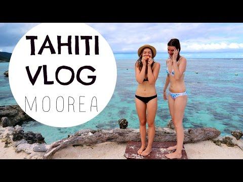 TAHITI VLOG | MOOREA