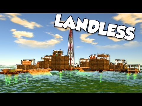 FLOATING TOWN UPDATE & NEW CREATURES! - Landless Early Access Gameplay [Ep 2]