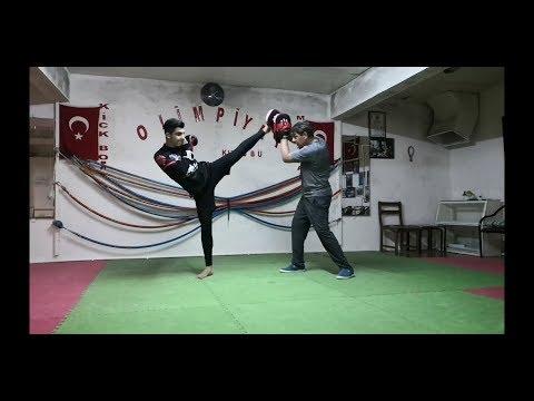 Sivas 🙏 Kickboks 👊 Muaythai