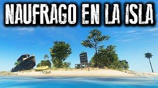 STRANDED DEEP #1 - Sobreviviendo en islas tropicales. Elije la próxima isla :) | Gameplay Español