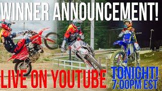 #moto2 bike giveaway announcement!