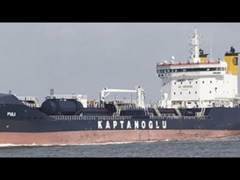 Turkish Crew Kidnapped: The 6 were crew members of merchant tanker M/T Puli