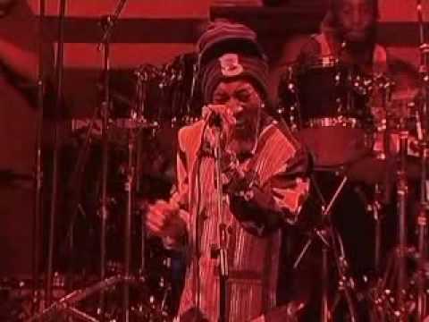 Ijahman Levi - Are We A Warrior (Live)