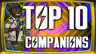Fallout 4 - Top 10 Companions