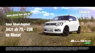 Der neue Suzuki Ignis mit ALLGRIP Auto Allradantrieb – Jetzt ab 79,– EUR im Monat*
