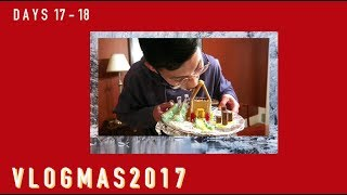 SF CHINATOWN TOURS & GINGERBREAD HOUSE COMPETITION | VLOGMAS DAYS 17 - 18