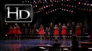 Glee we are the champions full performance (hd)