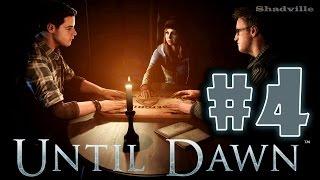 Until Dawn (Дожить до рассвета) Прохождение игры #4: Гадальная доска