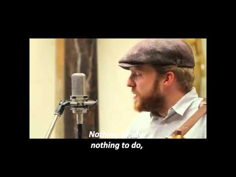 Alex Clare - Too Close (Live) [Acoustic/unplugged] {Lyrics on Screen} HD 1080p